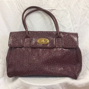Purple Handbag by Urban Expressions